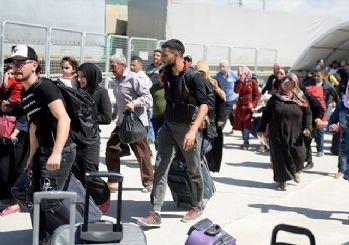 Suriyelilerin Türkiye'ye dönüş süresi uzatıldı