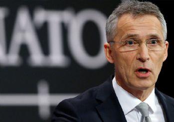 NATO Genel Sekreteri'nden Erdoğan'a tebrik