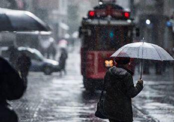 AKOM'dan yağış uyarısı! Sağanak geliyor...