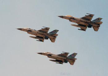 TSK'dan hava harekatı: 8 terörist etkisiz hale getirildi!