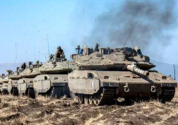 Uluslararası ajanslar son dakika koduyla geçti... Suriye sınırına tank yığdılar