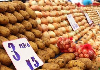 Bakan açıkladı! Patates ve soğan fiyatları düşüyor