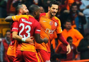 Galatasaray'da sözleşmeleri biten 7 futbolcu artık yok!