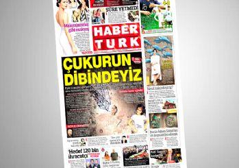 Habertürk gazetesi kapatılıyor
