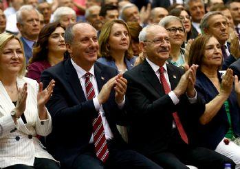 Muharrem İnce'den Kılıçdaroğlu'na: Genel başkan olabileceğimi söyledim