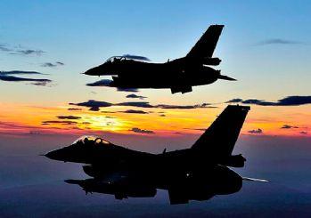 Irak'ta hava harekatı: 11 terörist etkisiz hale getirildi
