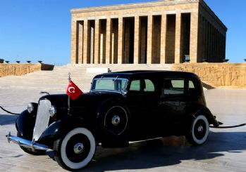 İşte Atatürk'ün otomobili: Restorasyonu 2 yıl sürdü