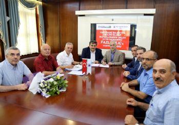 Kağıthane Belediyesi'nde toplu iş sözleşmesi sevinci