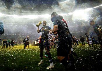 Dünya Kupası şampiyonu Fransa oldu