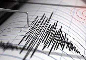 Ege Denizi'nde Kuşadası açıklarında deprem