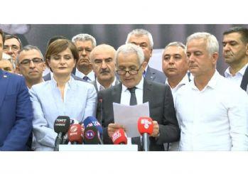 CHP İl Başkanları: Partimizi kurultaya götürmek doğru değil