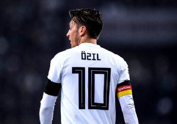 Almanya'dan Mesut Özil itirafı
