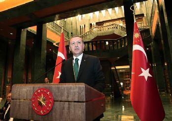 Cumhurbaşkanı Erdoğan: Fetö'nün bu toprakları kirletmesine izin vermem