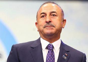 Çavuşoğlu: Kimse Türkiye'ye dayatma yapamaz, tehditte bulunamaz