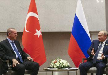 Erdoğan, Putin ile BRICS zirvesinde görüştü: