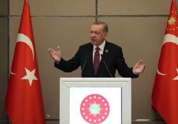 Cumhurbaşkanı Erdoğan: Aşacağımız daha çok büyük tepeler var