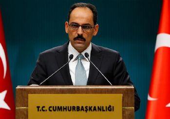 Kalın: ABD-Türkiye ilişkilerini kurtarmak hâlâ mümkün