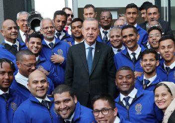 Erdoğan: Allah Afrika'yı korusun!
