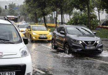 Meteoroloji duyurduı: İstanbul için sağanak uyarısı!