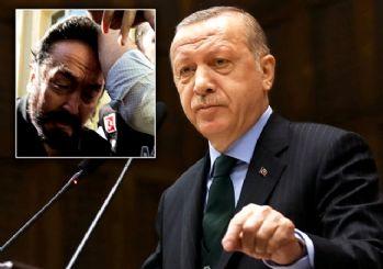 Erdoğan'dan Adnan Oktar tepkisi: Ahlaksız bir adamdı!