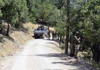 Tunceli'de saldırı hazırlığındaki 10 terörist öldürüldü