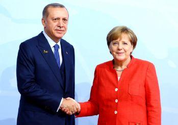 Almanlar rahatsız: Erdoğan'a diz çöküyoruz!
