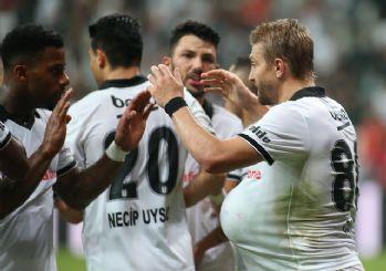 Beşiktaş gol yağmuruyla turladı