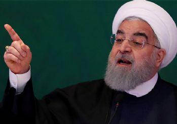 İran Cumhurbaşkanı Ruhani: Abd pişman olacak!