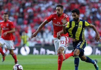 Benfica Fenerbahçe maçı sonucu ve özeti
