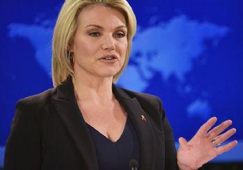 ABD Sözcüsü Heather Nauert: Anlaşmaya varılsaydı Brunson evinde olurdu