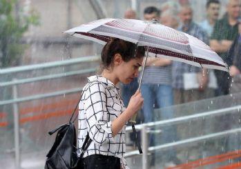 Marmara Bölgesi'nde bugün yağış var