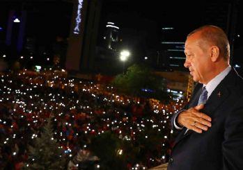 Erdoğan'dan 81 ile 'teşekkür' ziyareti