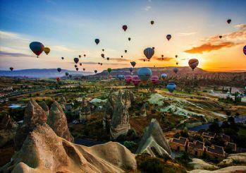 Kapadokya'da romantik bir tatil için mutlaka yapmanız gereken şeyler