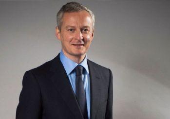 Bakan Albayrak, Fransa Ekonomi Bakanı ile görüştü