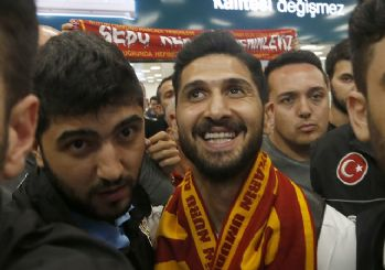 Emre Akbaba İstanbul'da!