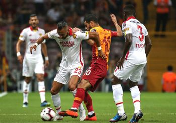 Galatasaray, Göztepe'yi 1-0 yendi