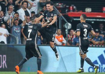 Beşiktaş Partizan'ı 3 golle geçti