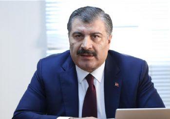 Sağlık Bakanı Koca'dan şarbon açıklaması
