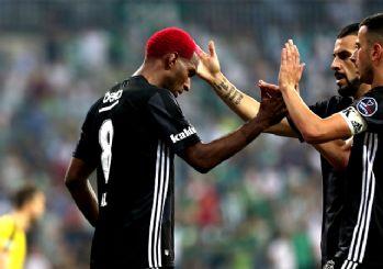 Beşiktaş'a Bursa çelmesi! 1-1