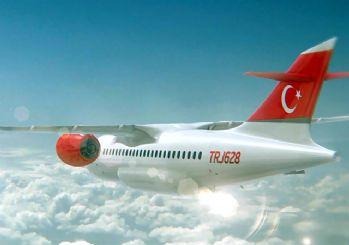 Yerli yolcu uçağı geliyor