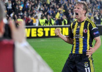 Dirk Kuyt Fenerbahçe'ye dönüyor!