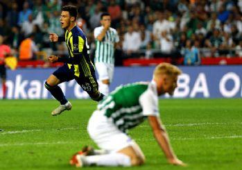 Fenerbahçe'den 'Elmas' değerinde 3 puan! 1-0