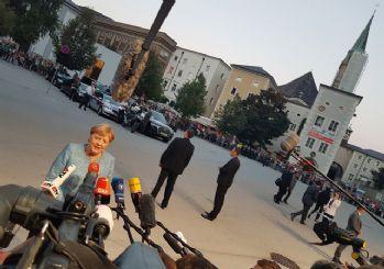 Merkel, Türkiye ve Rusya'nın İdlib kararından memnun