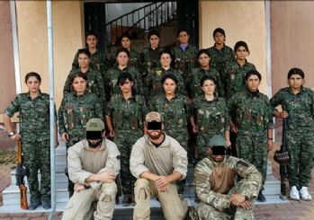 ABD'li şirketten PKK'ya askeri eğitim desteği