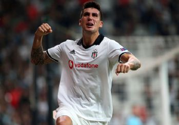 Beşiktaş Avrupa'daki ilk maçından 3 puan aldı