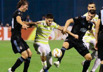 Dinamo Zagreb-Fenerbahçe maçı golleri ve geniş özeti