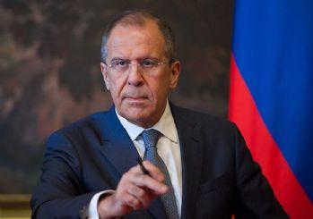 Rusya Dışişleri Bakanı Lavrov: Silahsız bölgenin sınırları için anlaşma sağlandı