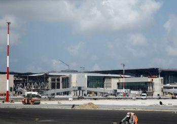 '3. Havalimanı'nın açılış tarihi değişti'