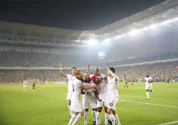 Fenerbahçe - Beşiktaş maçı golleri ve geniş özeti