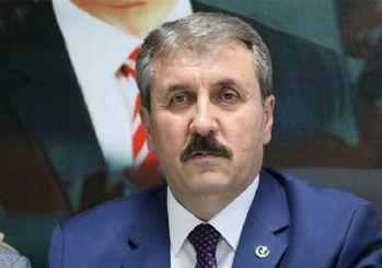 Destici'den idam teklifi! 'HDP dışındaki gruplardan destek isteyeceğiz'